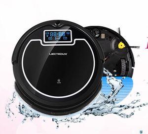 Image 2 - Liectroux b2005 plus 고효율 로봇 진공 청소기 세척 홈, 물 탱크, lcd, uv, 습식 및 건식, 일정, 가상 차단기