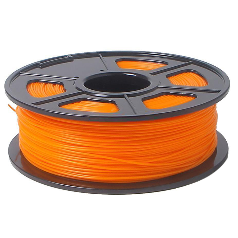 все цены на  3D Printer Filament 1kg/2.2lb 1.75mm ABS Plastic for RepRap Mendel Orange  онлайн