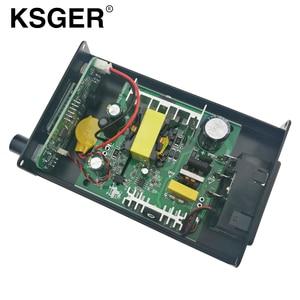 Image 4 - KSGER T12 Soldeerstation V2.0 STM32 OLED Digitale Temperatuur Controller Elektrische Soldeerbouten Stings T12 K B2 BC2 D24 Tips