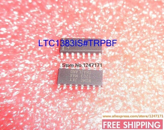 LTC1383IS#TRPBF 5V RS232 PWR 16-SOIC LTC1383IS 1383 LTC1383 LTC1383I 1383I C1383 - Shenzhen Godic Technology Co., Ltd. store