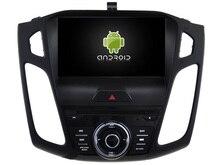 Android 7.1.1 2 ГБ RAM автомобильный DVD аудио плеер для Ford Focus 2015 2016 Стерео GPS мультимедийного головного устройства приемник BT WI-FI