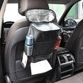 Multifunções Cadeira de Automóvel Assento de Carro Organizador Mãe Saco de Oxford Tampa do Frasco de Alimentação Do Bebê Saco Térmico Saco Térmico Função