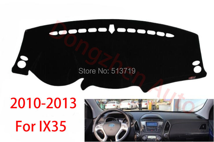 Car dashboard Avoid font b light b font pad Instrument platform desk cover Mats Carpets Auto