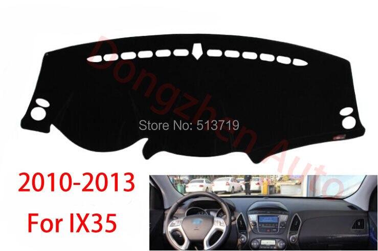 Car dashboard Avoid light pad Instrument platform desk cover