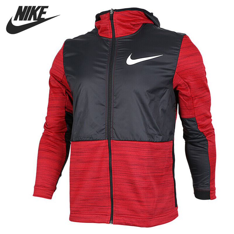 Original New Arrival  NIKE AS M HOODIE FZ WINTERIZED Men's Jacket Hooded Sportswear