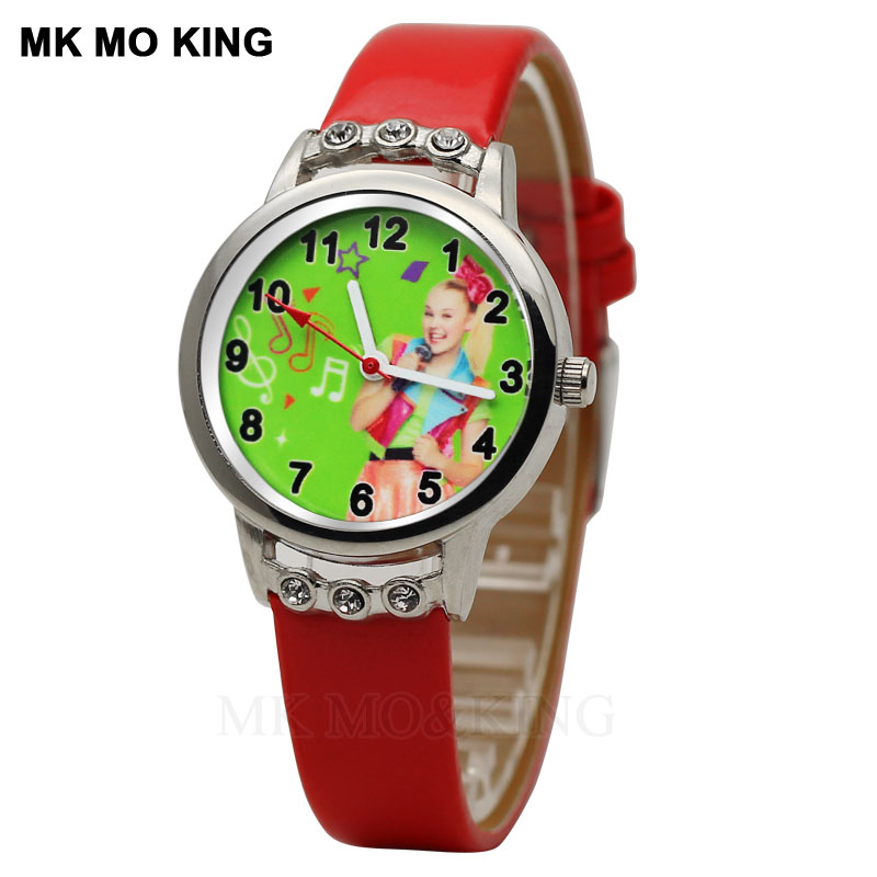 New School Boy Girl Watches Cartoon Princess Quartz Children's Watch Brother Birthday Kids Gift Clock Student Time Relogio