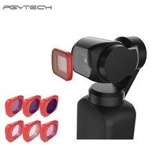 DJI OSMO 포켓 렌즈 필터 세트 UV CPL ND4 ND8 ND16/32/64 스타 필터, DJI OSMO 포켓 액세서리