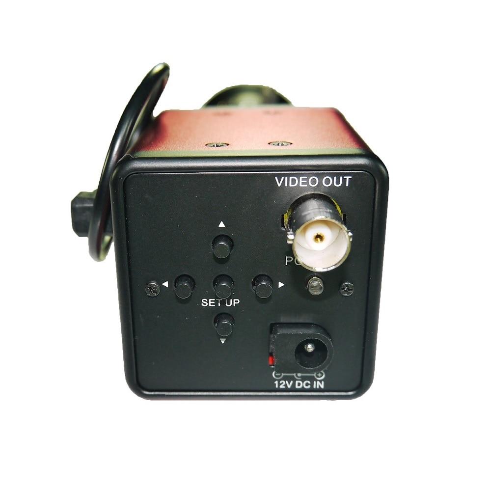 HD 1 3 SONY 663 662 4141 Effio V CCD Sensor 800TVL illumination 0 0003 Lux