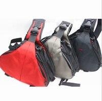 Waterproof Backpack Shoulder Camera Bag Case For Nikon Canon Sony Fuji Leica Pentax DSLR D3200 D3000