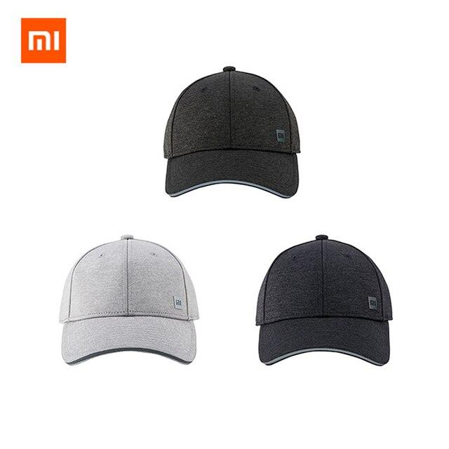 Xiaomi Mijia Baseball Cap Sweat Absorption Reflective Snapback Unisex  Design Adjustable Design Fashion Accessory For Smart cc961914fff6