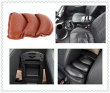 Auto części wewnętrzne universal car akcesoria centralny podłokietnik box mat dla Toyota Yaris Tundra Tacoma RAV4 Corolla Aygo Avalon tanie tanio Podłokietniki 2019 hollow cotton PU surface Enjoy your comfortable driving time 0 145kg (0 32lb ) 5cm x 4cm x 5cm (1 97in x 1 57in x 1 97in)
