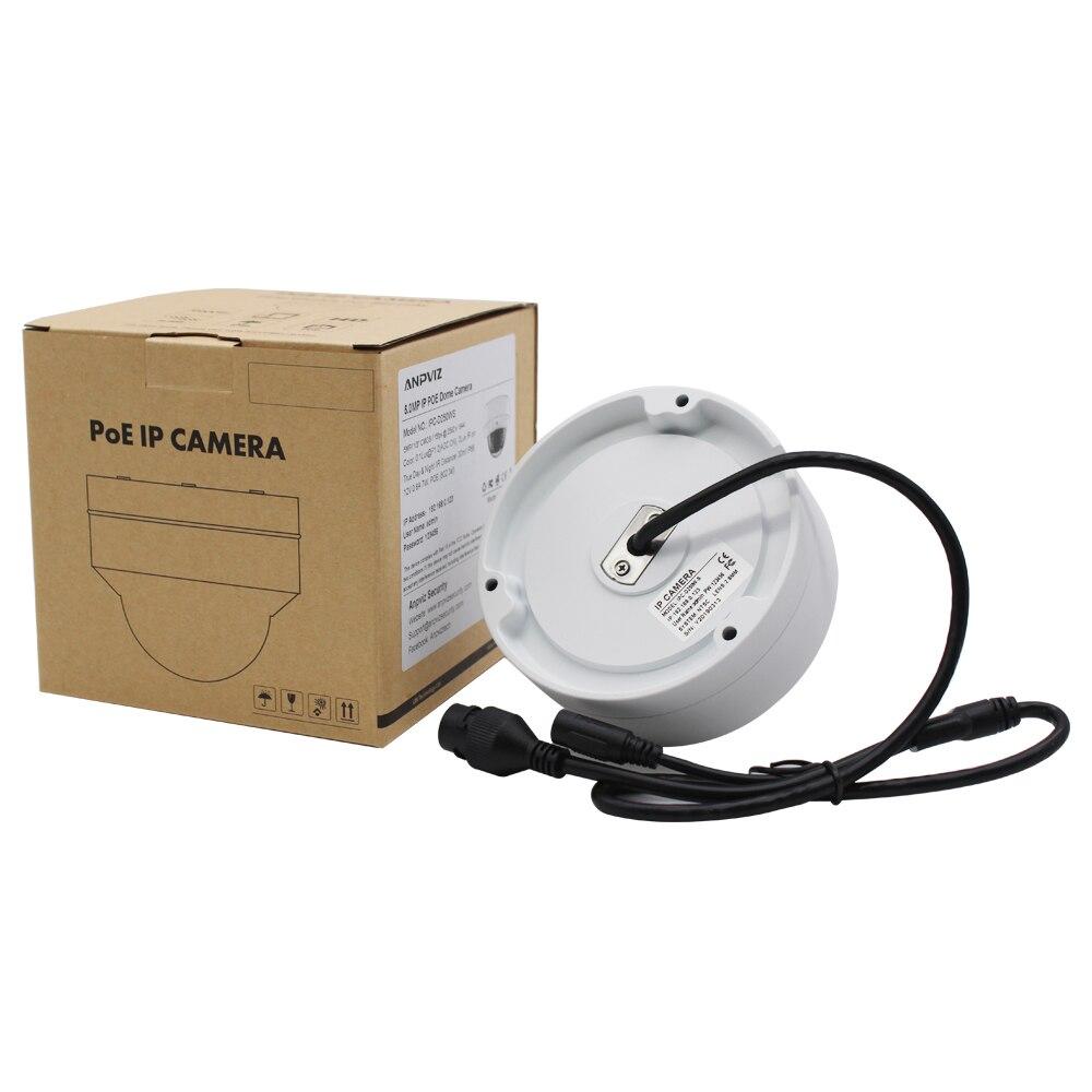 Hikvision Kompatibel 3MP PoE IP Dome Kamera Sicherheit Außen Nacht Vision Wetter Cam ONVIF 2,8mm ersetzen mit DS-2CD1121-I