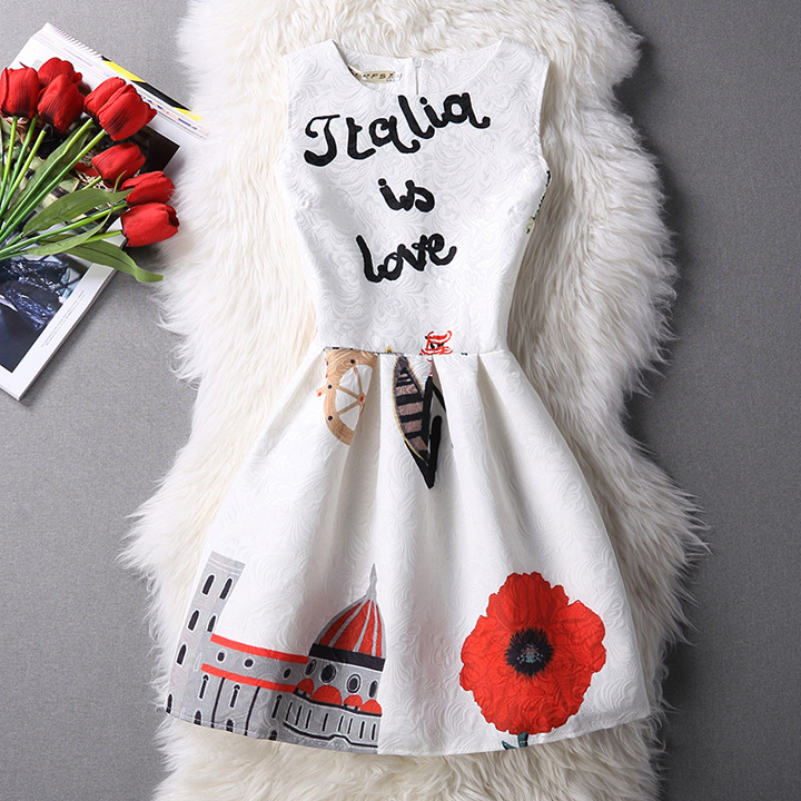 Sıcak Stil Yaz Kadın Moda Giyim Bayanlar Elbise Seksi Parti - Bayan Giyimi - Fotoğraf 6