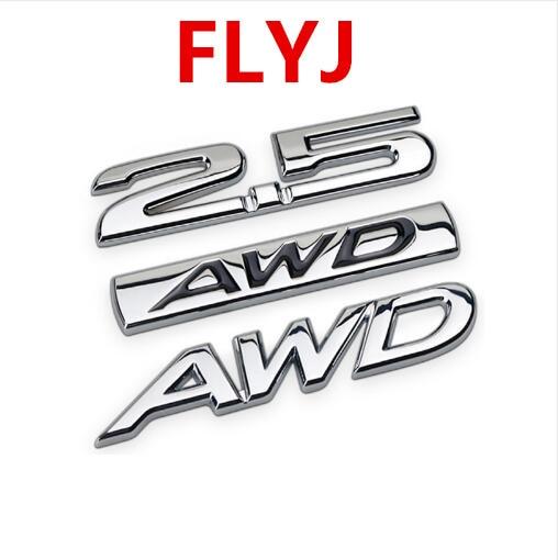 Metal Car Badge Nismo Logo Emblem Side Fender Silver Sports Rear Trunk Sticker