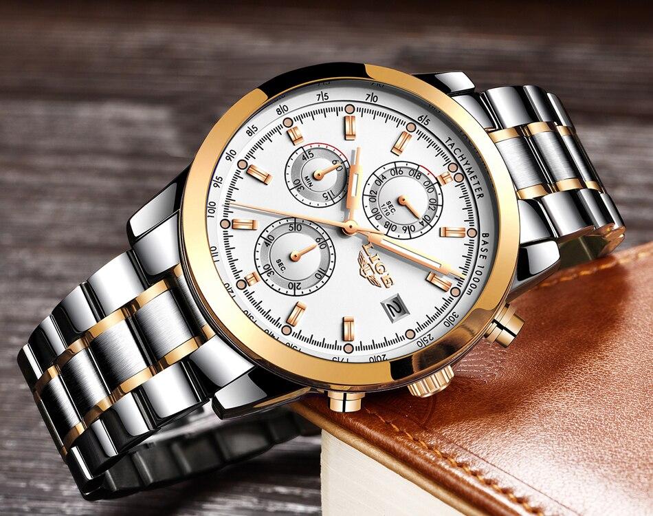 HTB16fOVfXLM8KJjSZFBq6xJHVXab - LIGE Mens Watches Top Brand Luxury Business Quartz Watch stainless steel Strap Casual Waterproof Sport Watch Relogio Masculino