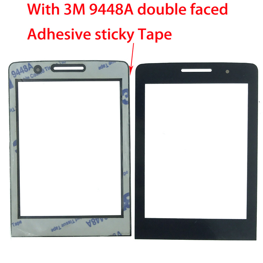 With 3M 9448A Double Faced Adhesive Sticky Tape NEW 2.8 Inch For PHILIPS E570 E571 Front Panel Not Glass Touch Screen Lens
