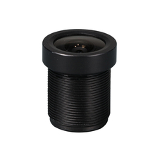 HD cctv lens 3.6MM  M12*0.5 Mount 1/3  F2.0 92 degree for security CCTV cameras