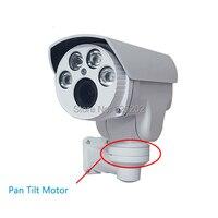 PTZ IP 1.3mp 960 P 5 50 мм 10X автофокусировки оптический Водонепроницаемый Пуля CCTV Камера с 4 шт. массив LED для длинные расстояния ИК
