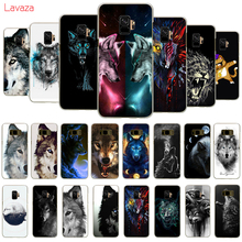 Lavaza angry Animal wolf Face Pattern Hard Phone Case for Samsung Galaxy A10 A30 A40 A50 A70 M10 M20 M30 Cover