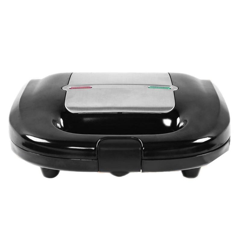 Stainless Steel Electric Grill Waffle Maker Egg Frying Pan Sandwich Machine недорго, оригинальная цена