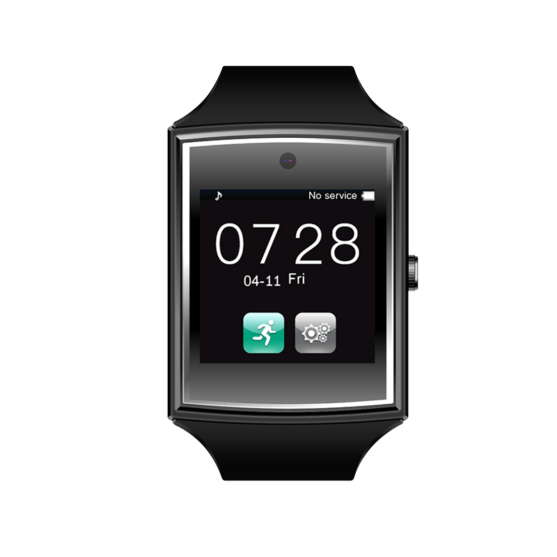 LG518 Bluetooth NFC Smart Watch Waterproof With Sim/TF Card Health Monitor Smartwatch for iOS Apple Android PK GT08 DZ09 GT88