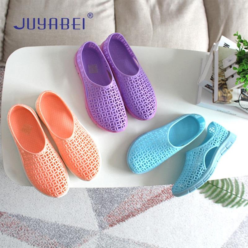 Solid Color Hollow Nurse Shoes Summer Unisex Non-slip Medical Shoes Hospital Laboratory Beauty Salon Pharmacy Clinic Work Shoes