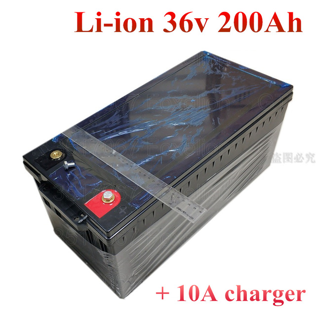 36v 200ah Lithium Li Ion Replace Wall Battery 150ah 5kwh 7kwh For Solar System Backup Rv Ev Inverter 10a Charger
