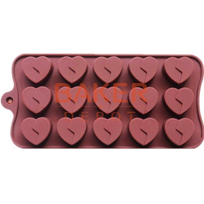Mantenimiento del molde de chocolate de la vendimia