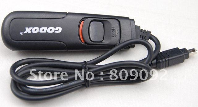 GODOX 1m Remote Shutter Release Cord for Nikon D80 D70S RC-N2