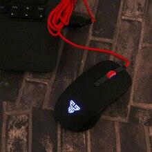 2400 dpi светодиодный оптический USB Проводная игровая мышь геймер для ПК компьютера ноутбука идеальное обновление Горячая Акция