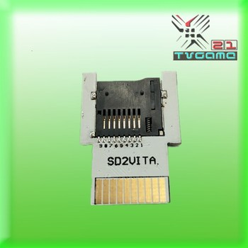 200Pcs/Lot New White 1.0 Game Card to Micro SD/TF Card Adapter SD2Vita For PS Vita 1000  For PS Vita 2000