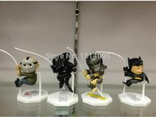 Joker PVC Action Figure Toys (8 piece set)