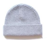 super thick adjsutable 100%goat cashmere big beanie hats winter fashion caps bonnets for unisex M/L(54 62cm)