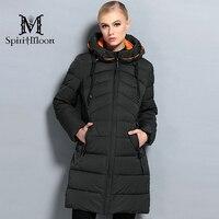 New Winter Fashion Winter Down Jacket Long Women Hooded Thick Down Parka Winter Coat Women Casual