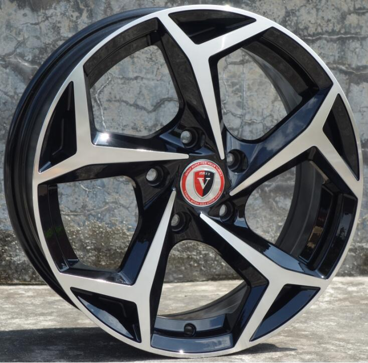 New 16 Inch 16x6 5 5x100 5x112 Car Alloy Wheel Rims Fit For Volkswagen Golf Polo Wheels Aliexpress