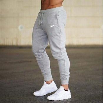 Mens Fitness Gym Sweatpants Pants