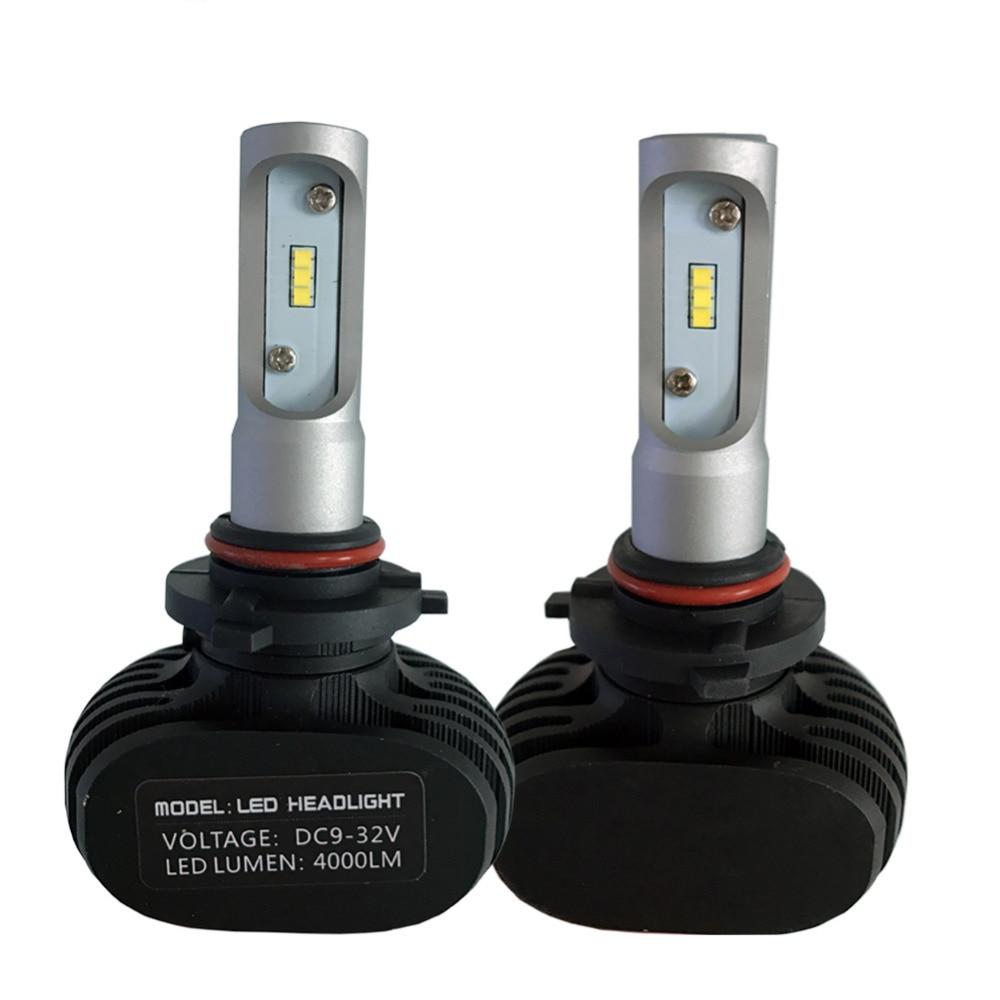 1 set 9005 LED HB3 H10 Super svetleče LED žarometi avtomobilski - Avtomobilske luči - Fotografija 2