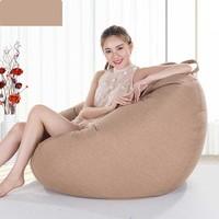 Chpermore Multifunction Simple Bean Bag lazy sofa Comfortable Living room leisure Bean bag sofa Hotel single tatami chair