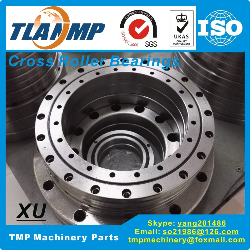 XU120222 Crossed Roller Bearings 140x300x36mm Turntable Bearing TLANMP Brand High rigidity