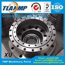 Xu120222 tlanmp cruzou rolamentos de rolos (140x300x36mm) tipo de rigidez alta do rolamento da plataforma giratória