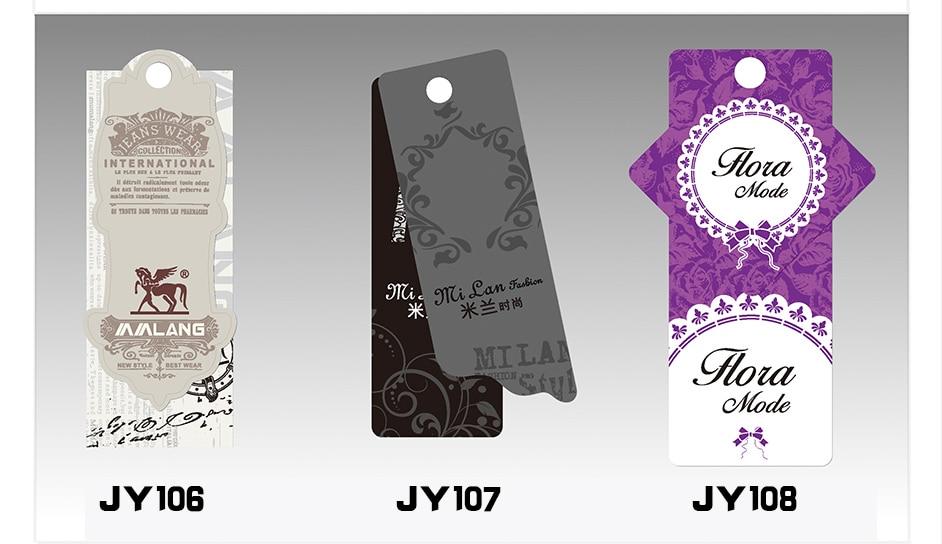Popular Fashion Hang Tags-Buy Cheap Fashion Hang Tags lots from ...