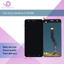 Asus zenfone 3 줌 ze553kl z01hda lcd oled 스크린 amoled 터치 패널 디지타이저 어셈블리, asus 디스플레이 오리지널
