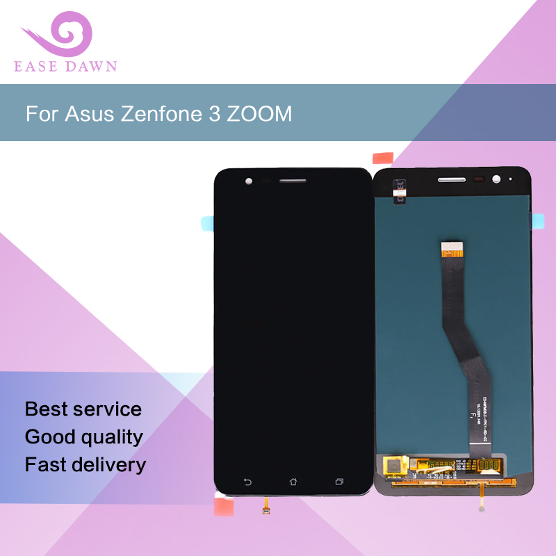 For Asus Zenfone 3 ZOOM ZE553KL Z01HDA LCD OLED Screen amoled Touch Panel Digitizer Assembly For Asus Display Original
