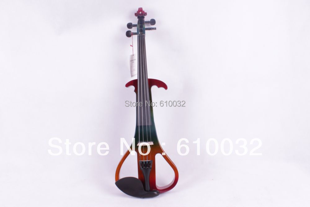 4/4 Electric Violin Solid wood 19--29#  more   color  4string купить