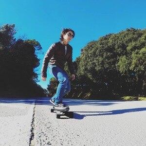 Image 5 - Maxfind لوح التزلج الكهربائي المزود بأربع عجلات ماكس 2 ، لاسلكية تحكم عن بعد الكهربائية لوح التزلج Longboard Hoverboard الدراجة الاحادية