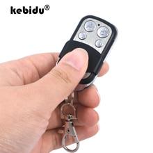 Kebidu 433MHZ תדר Moto רכב אוטומטי חשמלי שיבוט שער דלת מוסך שלט רחוק מעתק פנים אל פנים עותק מפתח fob
