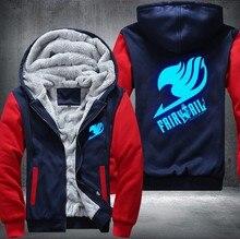 Fairy Tail Glowing Jacket Hoodie