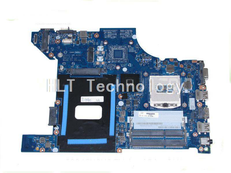 Laptop Motherboard For Lenovo E440 AILE1 NM-A151 rev 1.0 FRU 04X4790 HD4000 integrated graphics card 100% fully testedLaptop Motherboard For Lenovo E440 AILE1 NM-A151 rev 1.0 FRU 04X4790 HD4000 integrated graphics card 100% fully tested