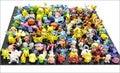 48 шт./1 лот мешке игрушки пикачу 1.5-3 см digimon игрушки фигурку игрушки #568 minifigure рождественский подарок для детей
