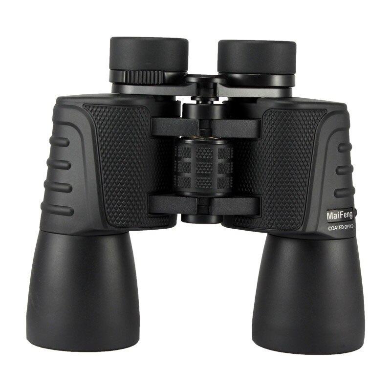 Profissional telescope binoculars 20x50 optics LLL Night Vision binoculars waterproof telescopio High power zoom for hunting